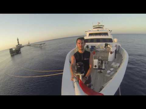 Life On A Liveaboard - Egyptian Red Sea (GoPro)