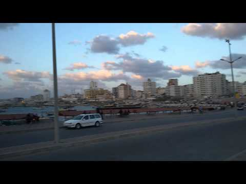 Gaza In a different way Gaza port only outlet for the people of Gaza