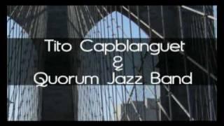 Canal 4 Palma de Mallorca Tito Capblanguet & Quorum Jazz Band