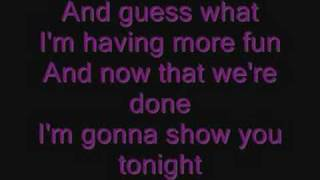 Pink-so what(lyrics)