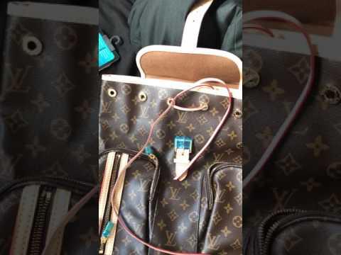 Hotkicks.cn AAA Louis Vuitton Bosphore Bag & Wallet