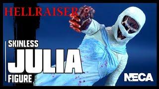 NECA Hellraiser Series 2 Skinless Julia | Video Re Review HORROR