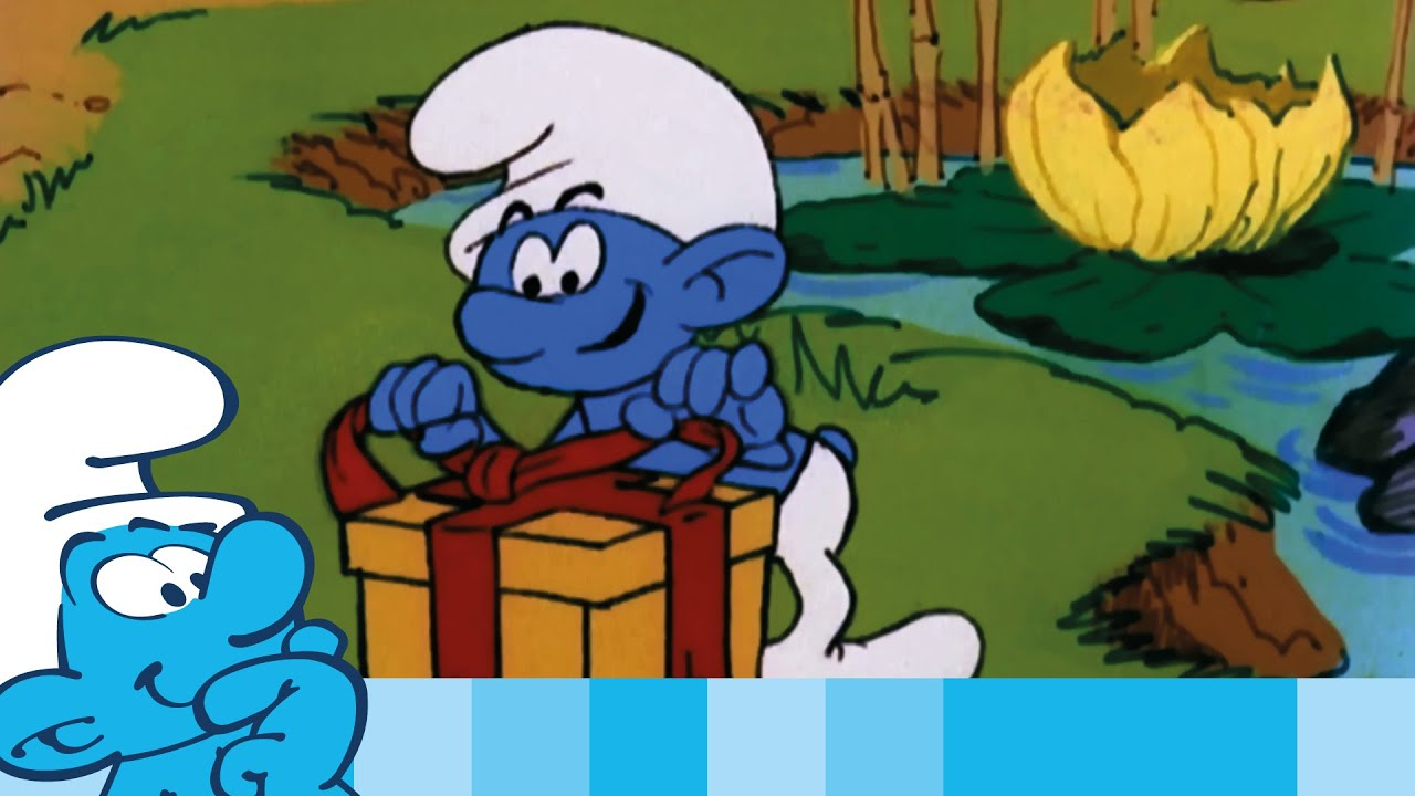 Jokey's Medecine • The Smurfs - YouTube
