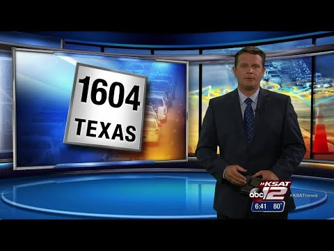 VIDEO: Traffic fixes for Loop 1604 still a long ways off