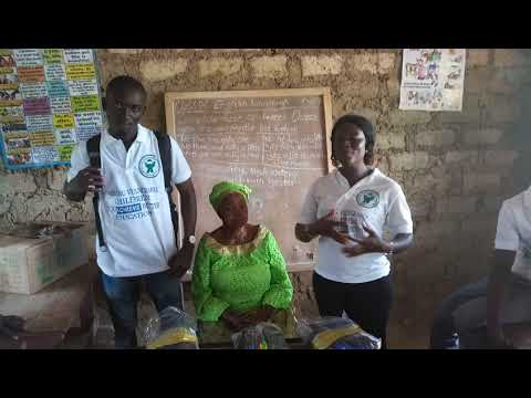 School Sponsorship Implementation at Ansarul Primary school Foya-Wulleh, Kori Chiefdom