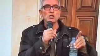 La Guardia Civil detiene a Cañamero por la huelga de basura de El Coronil