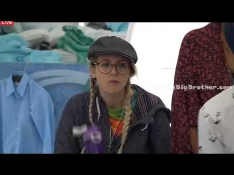 Big Brother Canada 3 Willow tells Sarah - JP and God are going up
