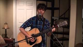 At The Cross (Love Ran Red) - Chris Tomlin (Acoustic Cover by Drew Greenway)