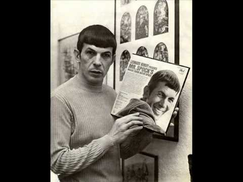 Leonard Nimoy   I walk the Line