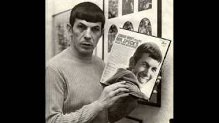 Leonard Nimoy  - I walk the Line -
