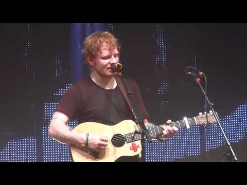 Wake Me Up - Ed Sheeran [Live in Melboune, Australia]