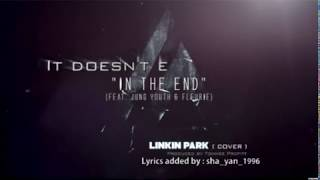 Download In the end lyrics / Linkin Park / Tommee Profitt Mp3 and Videos