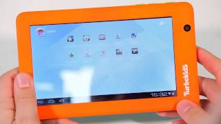 Обзор детского планшета TurboKids