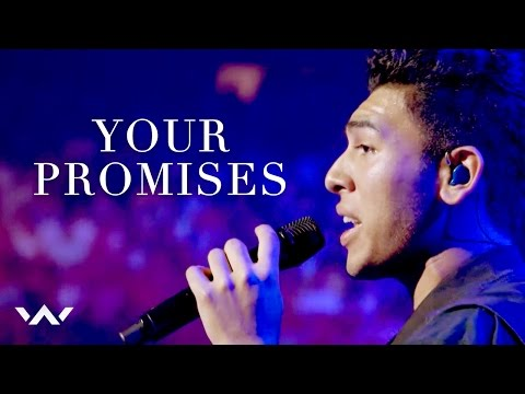 Your Promises (LIVE)