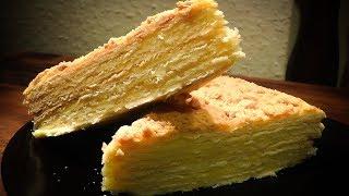 Торт Наполеон - Классический Рецепт