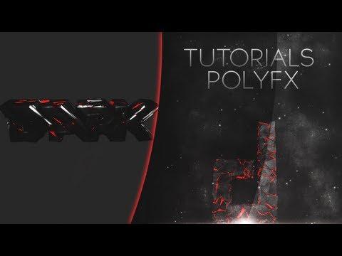 Cinema 4D R13 PolyFX Intro Tutorial