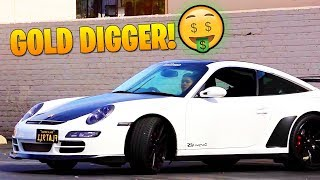Must Watch New Funny - (Porsche Gold Digger) - PRANK EXPOSED! 🤑💛
