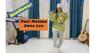 Sunflower - Post Malone, Swae Lee  Anushka Sen  Dance