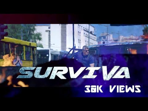 VIVEGAM - SURVIVA Video Song | THALA AJITH...
