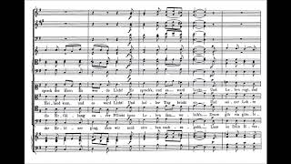 Franz Schubert - Deutsche Messe, D 872 (with score)
