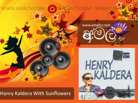 henry kaldera with sunflower 01