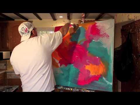 Antonio Russo Music Inspired Art