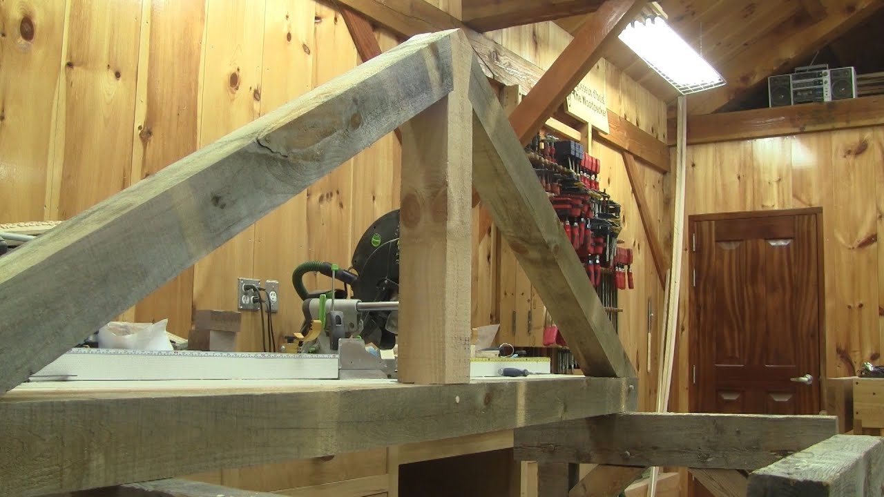The Woodpecker Ep 115 I M Showing How I Made My Timber