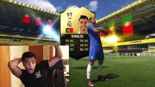 OMFGGG INFORM RONALDO IN A 5K FREE PACK!!! BEST FIFA 17 PACK OPENING!!
