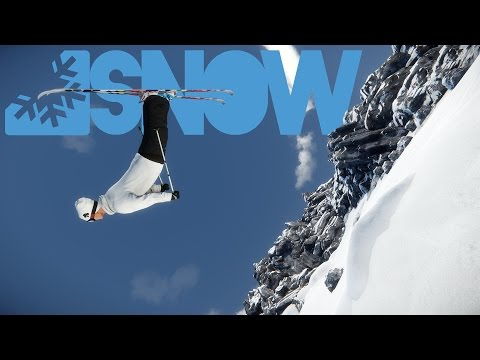 Check'n Out.. SNOW - An open world skiing experience - [PC HD 60FPS]