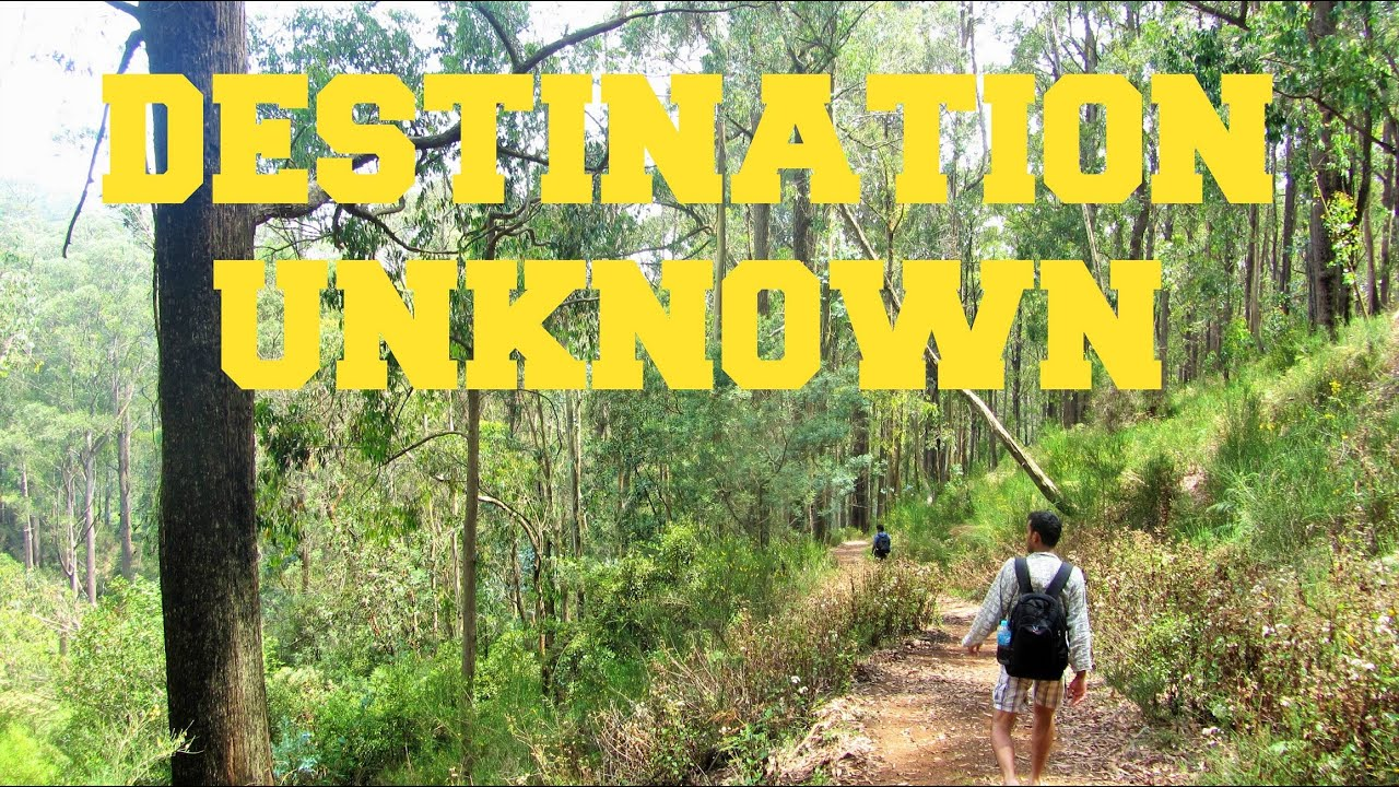 destination unknown wandering without destination