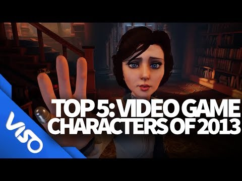 Top 5: Video Game Characters Of 2013
