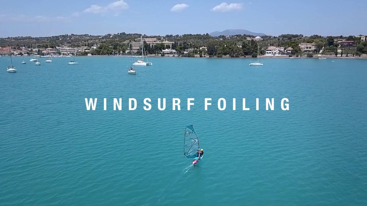 Foiling Windsurfing Holidays | Ocean Elements