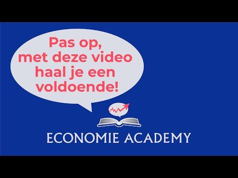 Economie Academy: les Ondernemingsvormen