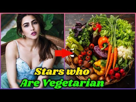 Bollywood Stars Who Are Vegetarian