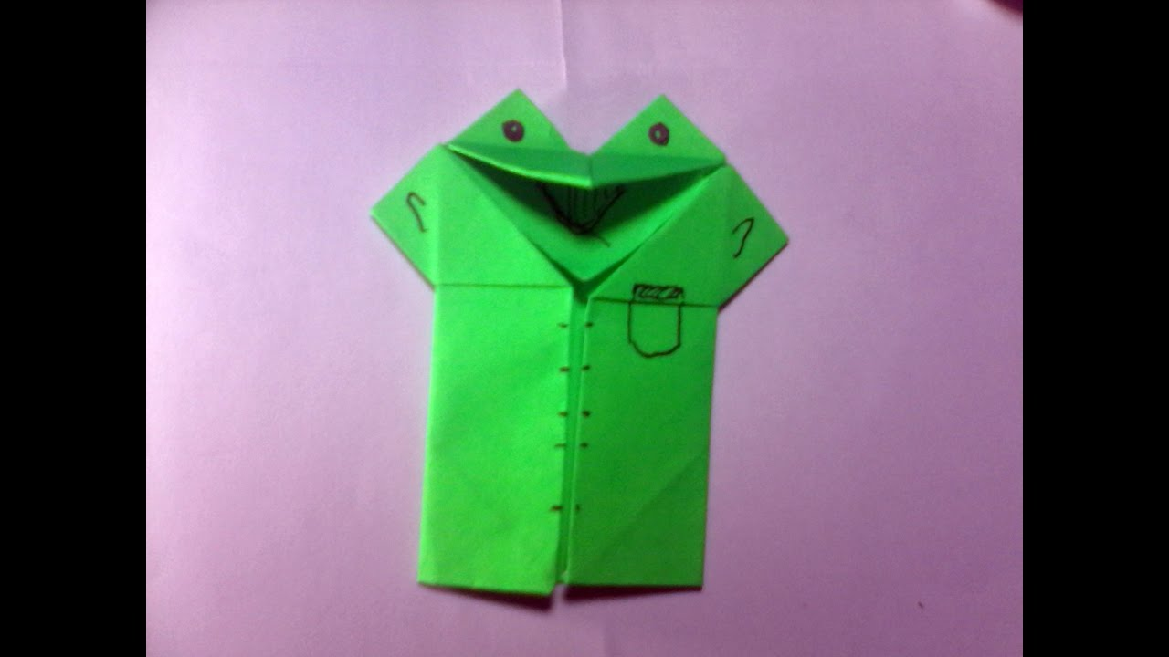 How to make origami frog puppet speak frog easy origami youtube how to make origami frog puppet speak frog easy origami jeuxipadfo Images