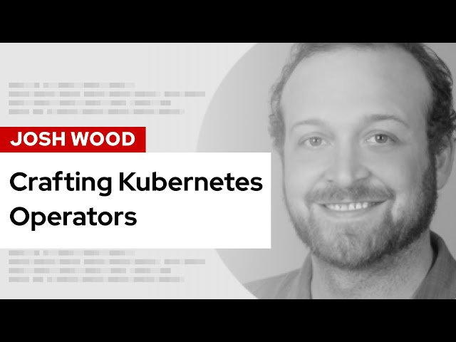 Crafting Kubernetes Operators | DevNation tech talk