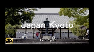 仁和寺 Find Kyoto | Ninna-ji Temple | 4K MOVIE | IN JAPAN
