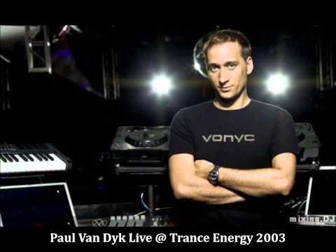 Paul Van Dyk Live At Energy 2003, 10 08 2003