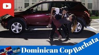 Dominican Cop Dance Prince Royce, Shakira - Deja vu bachatas 2017