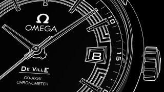 Омега-Де-Віль годину бачення Калібр 8500/8501 - відео інструкція