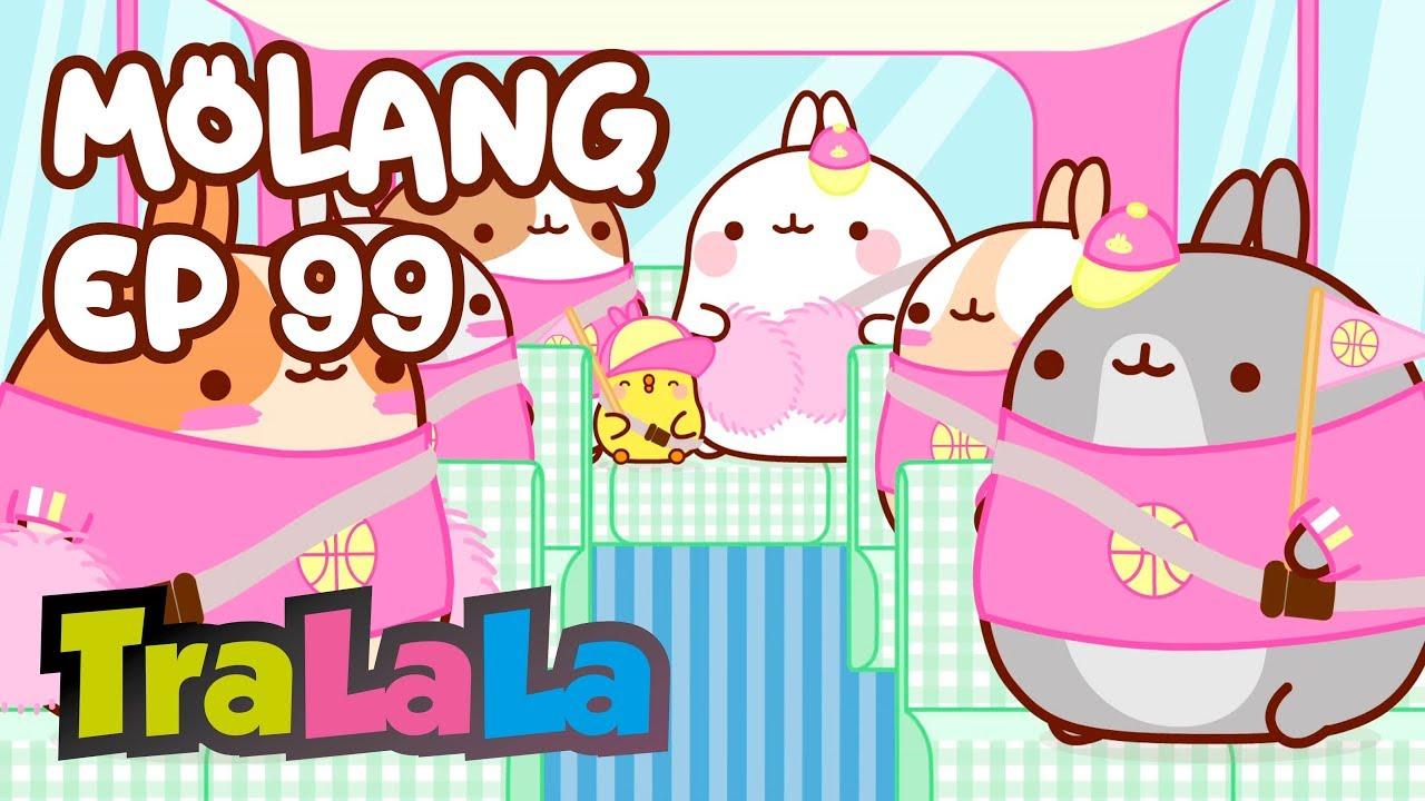 Molang - Susținătorii (Ep. 99) Desene animate | TraLaLa