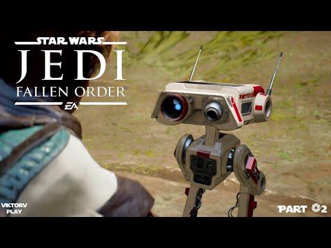 Star Wars Jedi: Fallen Order ➤ Прохождение #2 ➤ BD 1, не случайные знакомства