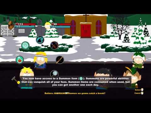 South Park - Stick Of Truth (PC) Walkthrough - Vulcan Around