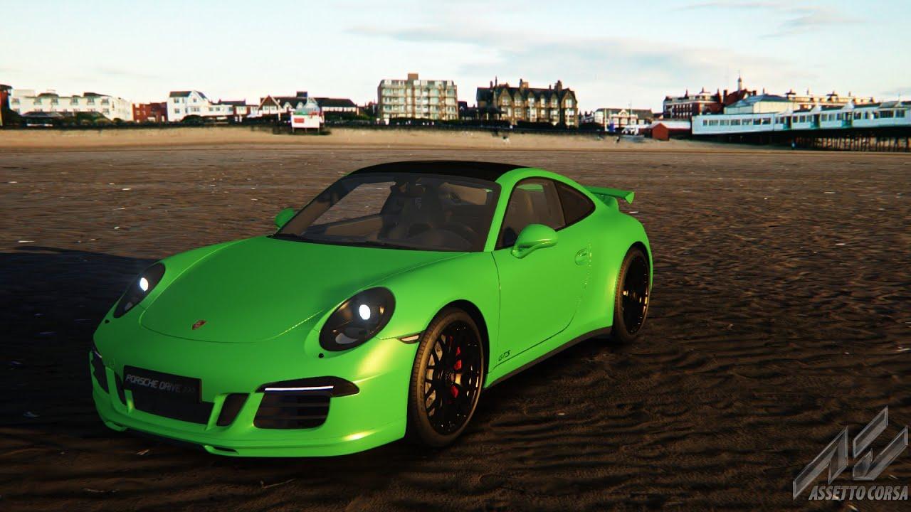 assetto corsa mod car porsche 911 carrera gts mugello download youtube. Black Bedroom Furniture Sets. Home Design Ideas