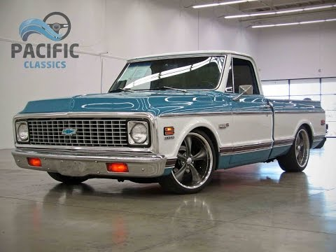 1972 Chevrolet Cheyenne Super