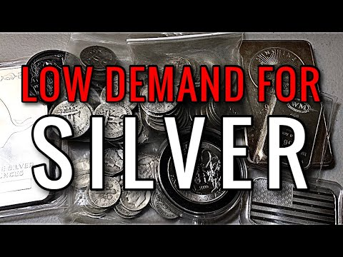 Did the Demand for Silver Lower this Year?