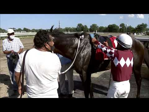 video thumbnail for MONMOUTH PARK 07-12-20 RACE 9 – THE MY FRENCHMAN STAKES