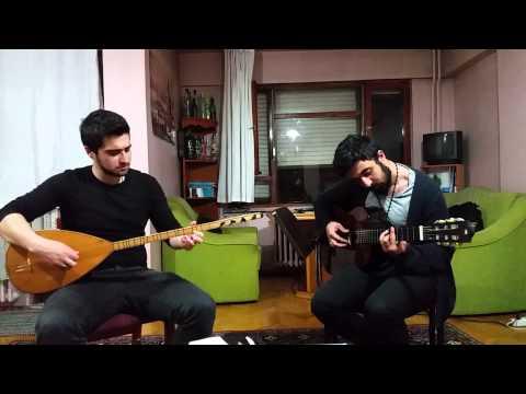 Nefesin Nefesime - Nesine Yar Nesine - Bağlama Gitar