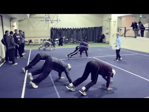 Coaching Tennis | Physical Literacy for Kids and Adults V