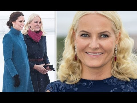 Kate and William royal tour in Norway: Who is Crown Princess Mette-Marit?